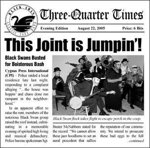 "Featured recording ""This Joint is Jumpin'"""